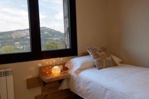 habitacions casa rural de cal ponç de belians avallcebre bergiuedà barcelona