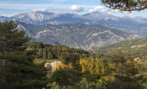 natura paissatge a la casa rura i turisme a cal de belians a vallcebre berguedà barcelona