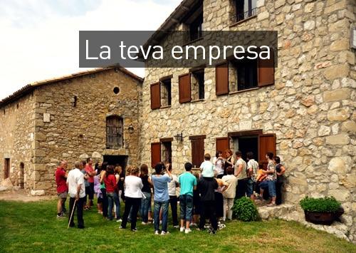 casa turisme rural Vallcebre Berguedà