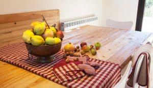 La cuina de Cal Ponç de Belians casa rural a vallcebre