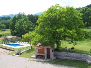 piscina-belians casa rural a vallcebre